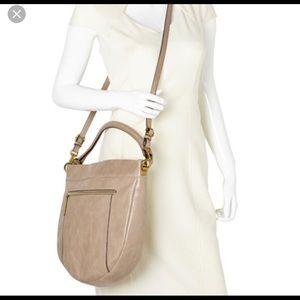 Elliot Lucca Faro Handbag Shitake New With Tag